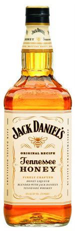 Jack Daniels Liqueur Tennessee Honey
